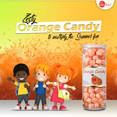 By opting to buy online orange candy India, one can also gain the antioxidant properties of oranges. This is important in curbing and removing all the free radicals that are normally generated in a person's body from the various organs and cells.