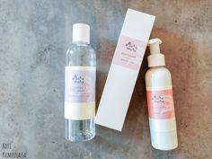 Me Naiset – Blogit | Koti Kumpulassa – Kosmetiikkasuosikkini kasvoille ja vartalolle kotimaisilta valmistajilta Koti, Shampoo, Bottle, Beauty, Flask, Beauty Illustration