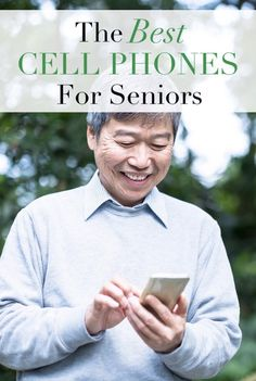 Here Are the Best Cell Phones for Older Adults Cell Phone Plans, Best Cell Phone, Cell Phones For Seniors, New Mobile Phones, Flip Phones, Old Phone, The Cell, Cell Phone Accessories, Web Design