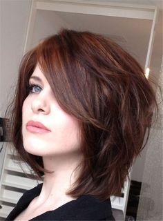 20 Great Brown Bob Hair Bob Hairstyles 2015 – Short Hairstyles for Women: 2015 Hairstyles, Short Hairstyles For Women, Straight Hairstyles, Everyday Hairstyles, Trendy Hairstyles, Amazing Hairstyles, Hairstyle Short, Hairstyles For Fat Faces, Pinterest Hairstyles