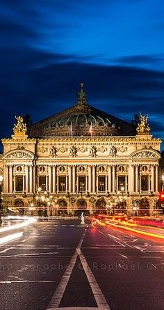 Ópera, París