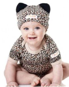 Leopard Onesie with Cap $18.00 Get Cute and Cuddly this Winter Material: 100% Cotton Ages: Suitable for 6 months to 24 Months Color: Brown Fire Danger: Category 1  ***Shoes are not included.