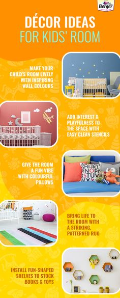 Give your kids room