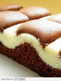 Druh receptu: Sladkosti - Page 80 of 326 - Mňamky-Recepty. Polish Desserts, Mini Desserts, No Bake Desserts, Delicious Desserts, Yummy Food, Polish Food, Donut Recipes, Cake Recipes, Dessert Recipes