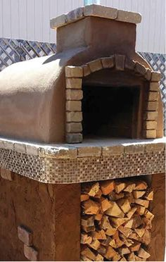 Introducing Mattone Barile DIY Brick Wood-Fired Pizza Oven Forms