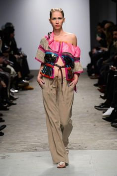 Antonio Ortega Spring 2015 Couture