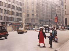 Originalidad 100% : Foto Budapest, Street View, Places, Color, Bogota Colombia, Antique Photos, Cities, Scenery, Historia