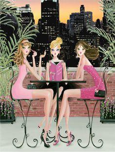 Ooh La Frou Frou City Girls 4