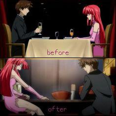 Anime : Kaze no stigma  #kazenostigma #moments #kiss #animekiss #otaku #mangas…