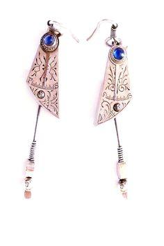 Times of Blue Earrings