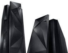 IBM大型机柜——切面拼接,科技感十足。