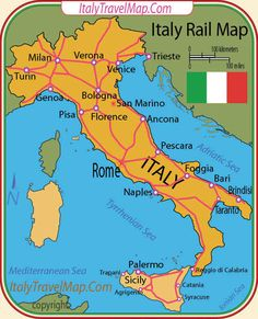 italy italy citys italy regions attractions tours roads trains rivers ...