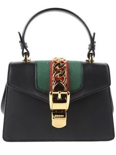 684fa95ab82 Gucci Handbags Collection   More Details Gucci Sylvie Bag