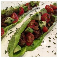 Our Recipe of the Month comes from 22 Day Nutrition creator Marco Borges. Play around in the kitchen. Try this recipe and let us know what you think! TACO MEAT INGREDIENTS:    2 c...