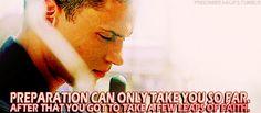 Michael Scofield, Prison Break Prison Break Quotes, Fox Gif, Michael Scofield, Dominic Purcell, American Psycho, Senior Quotes, Wentworth Miller, Leap Of Faith, Fight Club
