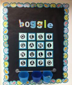 Classroom Game Nook - Home