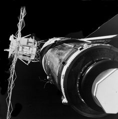 Skylab Station Viewed by Skylab 2 Command Module | by NASA on The Commons