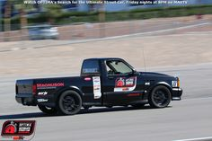 Ray Lichtenberg's 1991 GMC Syclone received a golden ticket invitation to the 2015 #OUSCI Learn more at www.optimainvitational.com
