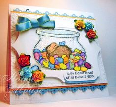 EASTER, House Mouse