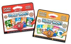 """Toddler Melissa & Doug 'Water Wow!' Splash Cards Set  """"I get commissions for purchases made through links in this post."""""""
