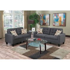 nice Infini Furnishings Sofa and Loveseat Set by http://www.top-homedecor.space/sofas-and-loveseats/infini-furnishings-sofa-and-loveseat-set-7/