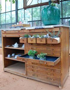 Greenhouse Cafe   Babylonstoren, South Africa