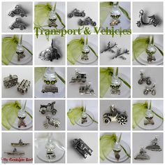 Transport & Vehicles collection...  To order, message me on Facebook (click 'Message' at the top of the Genuine Red Facebook Page) or e-mail thegenuinered@gmail.com