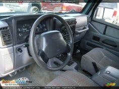 Jeep Wrangler Interior 1998 2007