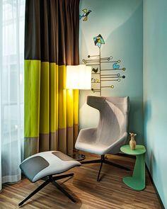25hours Hotel by Alfredo Häberli Design Development, Zurich West   Switzerland hotel hotels and restaurants