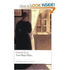 Four Major Plays: Doll's House; Ghosts; Hedda Gabler; and The Master Builder (Oxford World's Classics)
