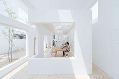 """Maison ouverte """"N"""" de Sou Fujimoto photo"""