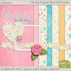 Saturday's Guest Freebies ~ The Digi Scrap Parade ✿ Join 6,600 others. Follow the Free Digital Scrapbook board for daily freebies. Visit GrannyEnchanted.Com for thousands of digital scrapbook freebies. ✿