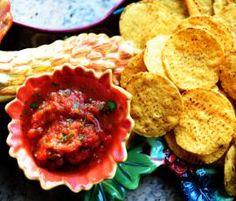 """Receita Molho """"Salsa"""" Delicioso por Tmarvao - Categoria da receita Entradas"""