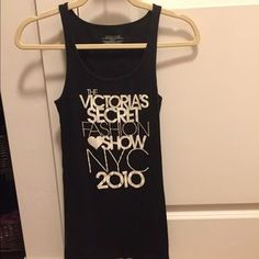 Get a $5 credit when you join posh mark with code: GNZBV. I just added this to my closet on Poshmark: Victoria Secrets Fashion Show tank top. Price: $32 Size: L