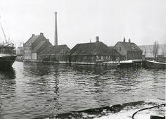 Christiansholm (Papirøen), 1930 - VÆGGEN