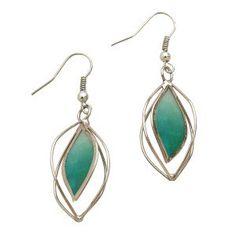 Precious Sage Earrings