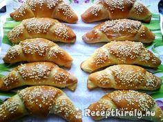Hungarian Cuisine, Hungarian Recipes, Hungarian Food, Tasty, Yummy Food, Crescent Rolls, Pretzel Bites, No Cook Meals, Family Meals