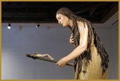 Arte para niños: El escultor barroco Pedro de Mena para niños