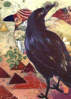 ravens + other birds