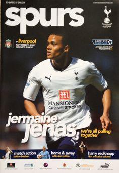 1/11/2008 Tottenham Hotspur v Liverpool