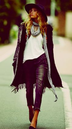 ☆ Rock 'n' Roll Style ☆ Free People October 2013