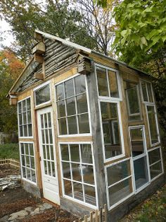 living naturaLea: a greener greenhouse.