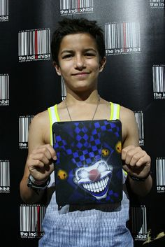 aramis knight | Aramis Knight with Screwball Graphics | Flickr - Photo Sharing!