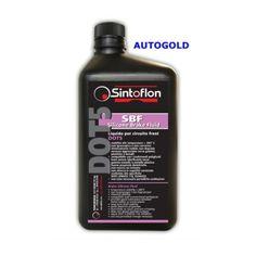 SBF: olio freni DOT5. Eccezionale su auto che devono stare ricoverate per diversi mesi come auto cabrio o auto d'epoca.