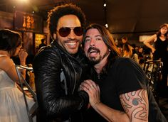 25th Film Independent Spirit Awards - Backstage & Audience (with Lenny Kravitz - sexy photo)