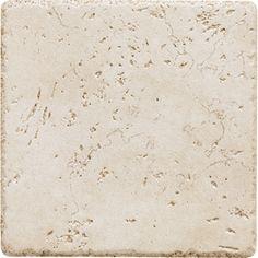 Del Conca 6-in x 6-in Rialto White Thru Body Porcelain Wall Tile