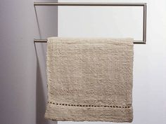 Handtuchstange aus Edelstahl MINIMAL | Handtuchhalter - Boffi