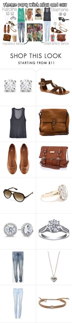 """Theme park with Niall and Olly"" by karolinebhn ❤ liked on Polyvore featuring Asprey, Glorious, Joseph, Boomerang, H&M, River Island, Ray-Ban, Object Collectors Item, Dinny Hall and Michael Kors"