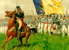 American Infantry, War of 1812, America fought Great Britain again