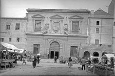 Murcia, Plano S. Fco 1930